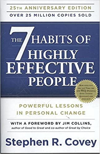 Live Vibrantly 7 Habits of Highly Effective People Book