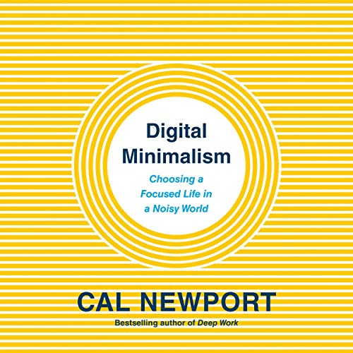 Live Vibrantly Digital Minimalism Book