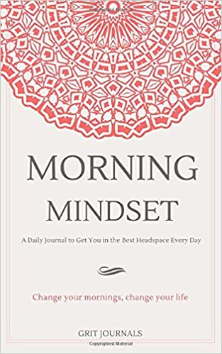 Live Vibrantly Morning Mindset Book